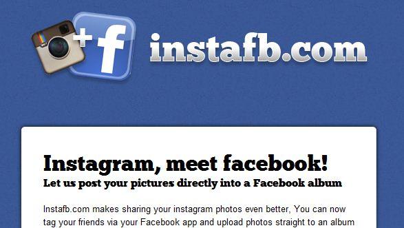 Te mostramos cómo llevar tus fotos de Instagram a Facebook en un paso