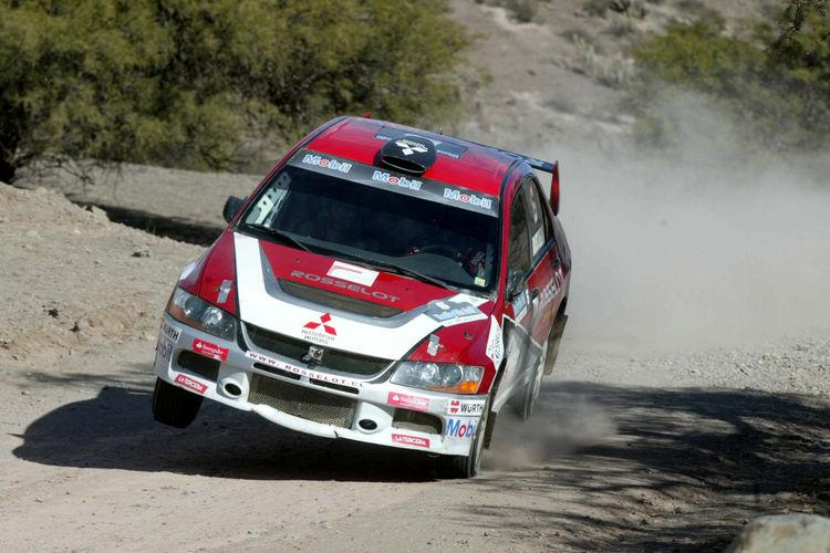 Cristóbal Vidaurre y Ramón Ibarra ganan en Rally Mobil La Serena