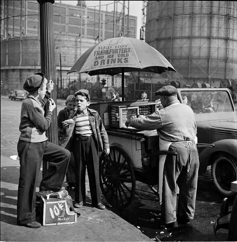 [Fotos] Mira la vida en New York de los 40 a través del lente de Stanley Kubrick