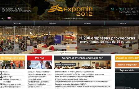 Balance Expomin: 19 mil postulaciones laborales por Internet