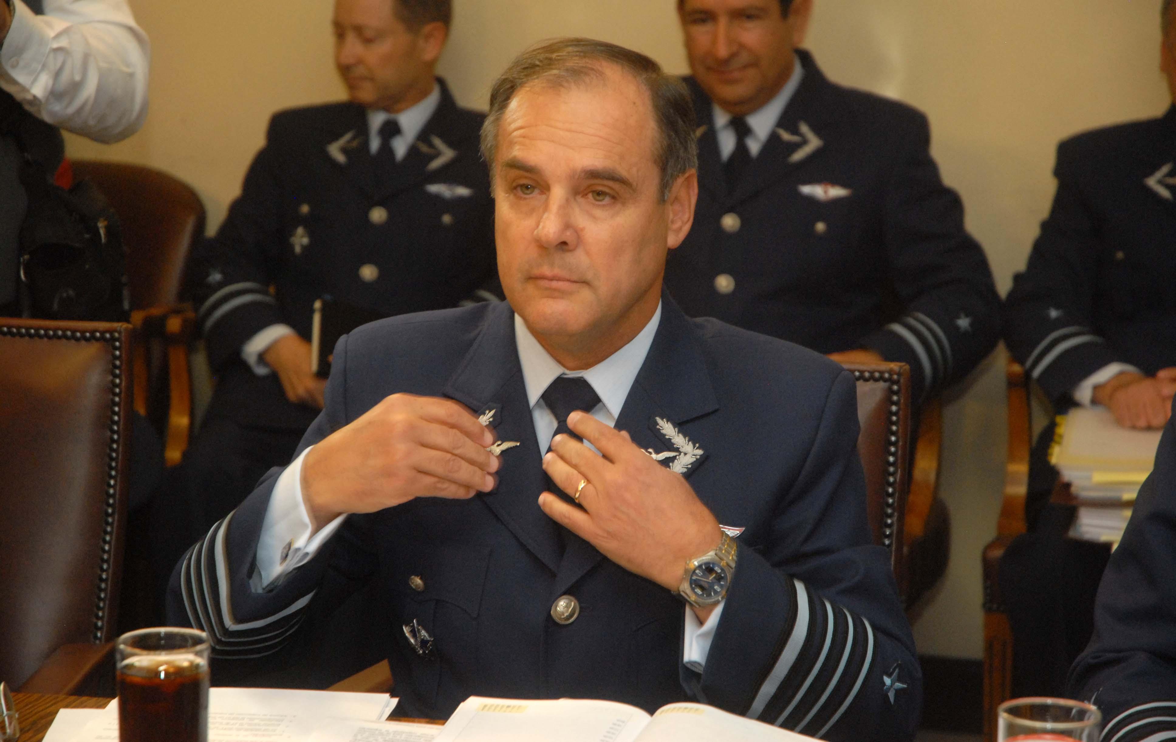 Jorge Rojas en Comisión de Defensa