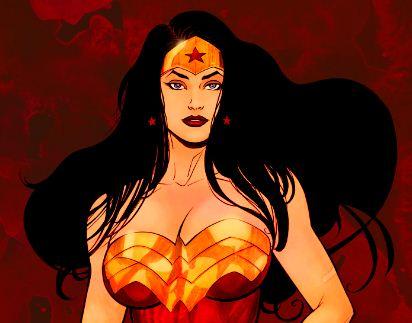 Mujer maravilla 2