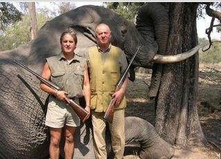 rey y elefante