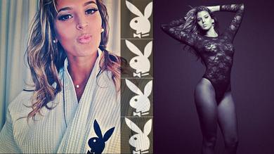 Destacada voleibolista brasileña se desnuda para Playboy
