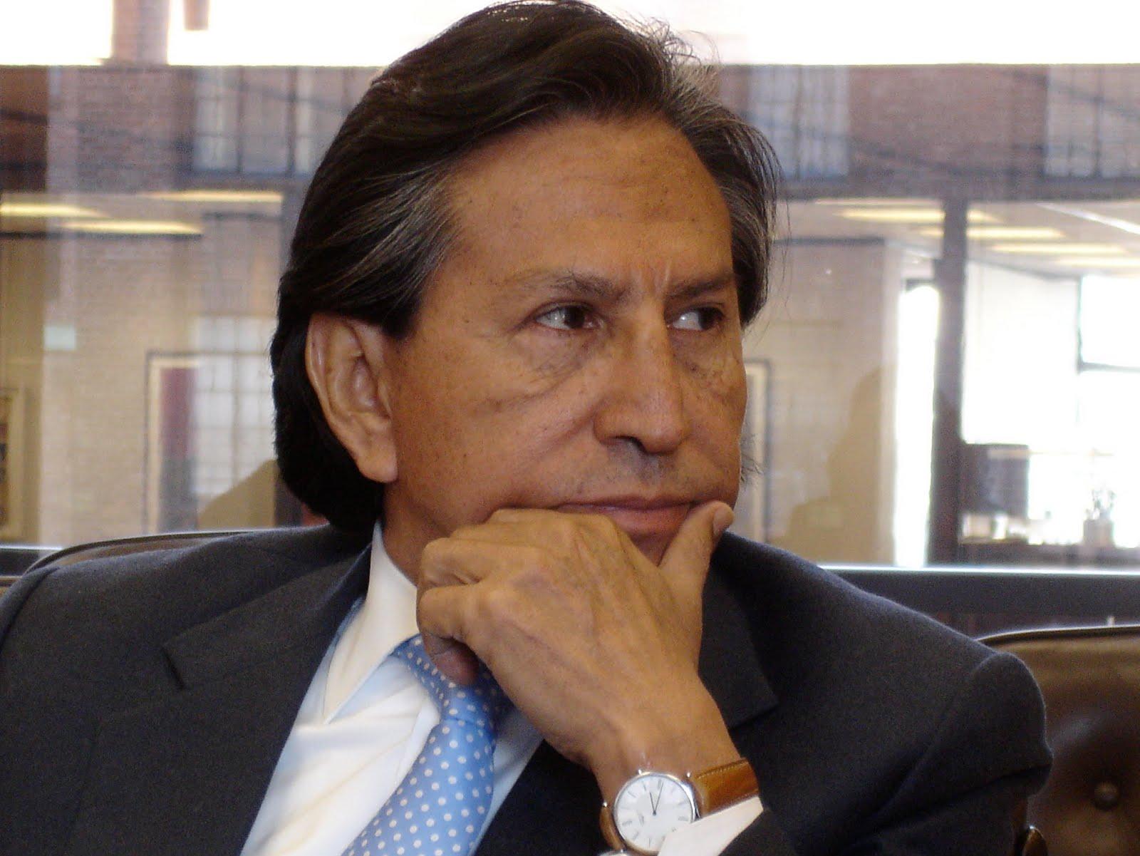Alejandro Toledo 2011