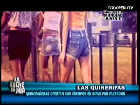 [VIDEO] La Quinerifa: La nueva moda sexual que causa furor en la juventud de Perú