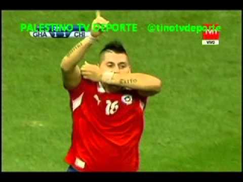 [Video] Nicolás Castillo marcó uno de los mejores goles del Mundial sub 20