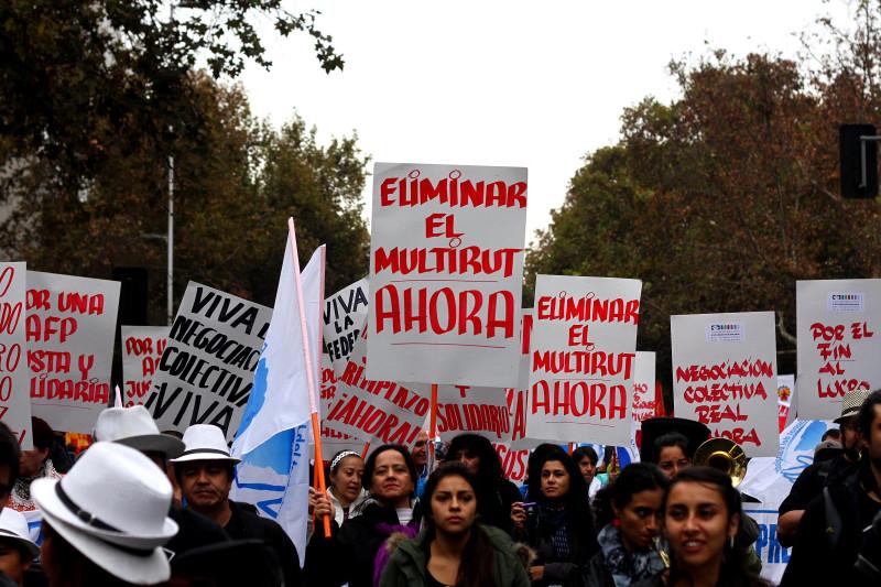 Marcha del Dia del Trabajador