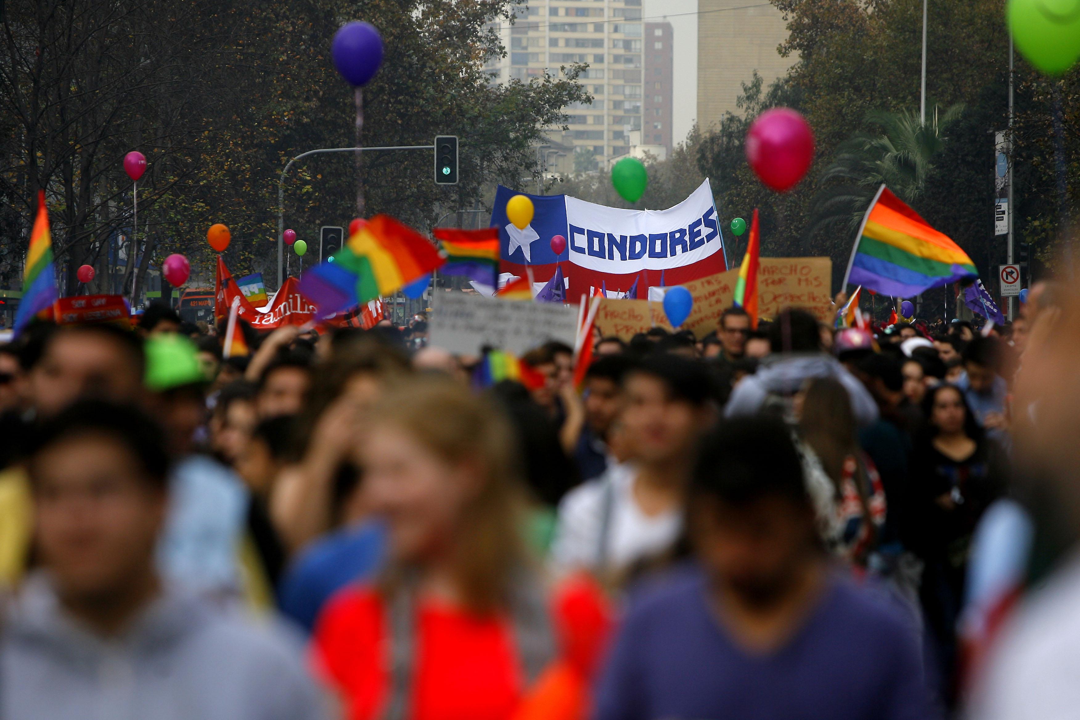 Marcha por la no Discriminacion