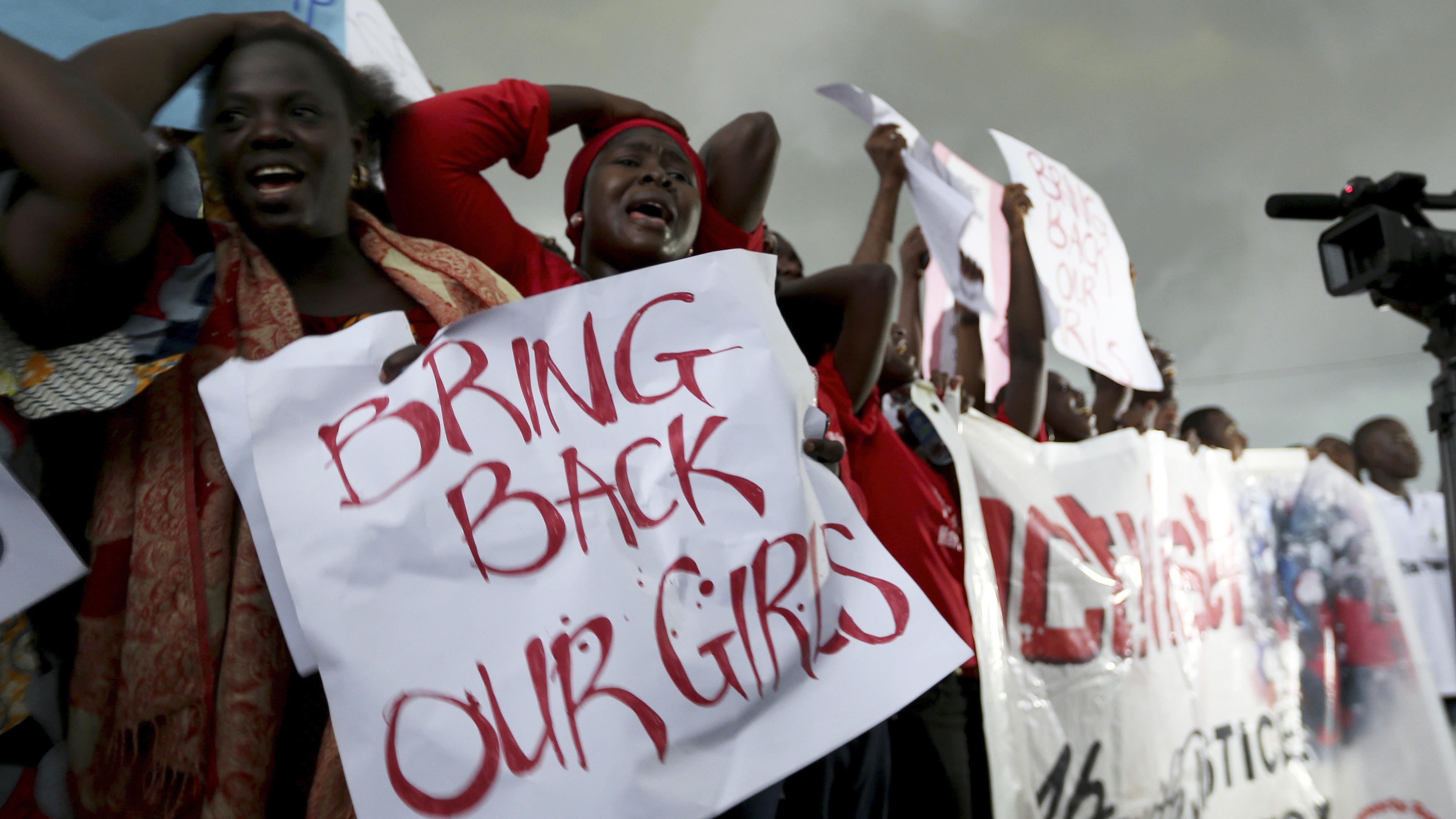 Secuestro Nigeria