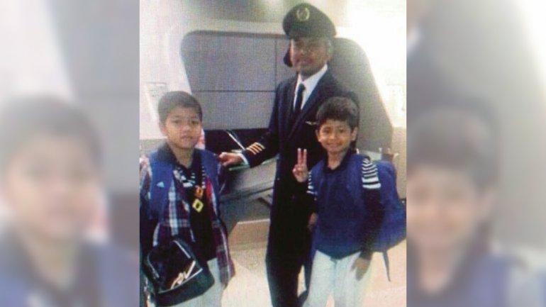 El último Whatsapp que envió el piloto del avión de Malaysia Airlines derribado