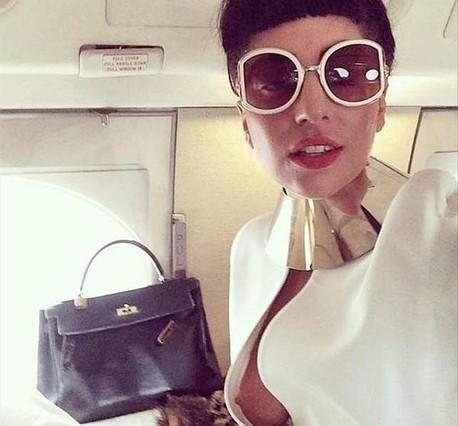 selfie lady gaga