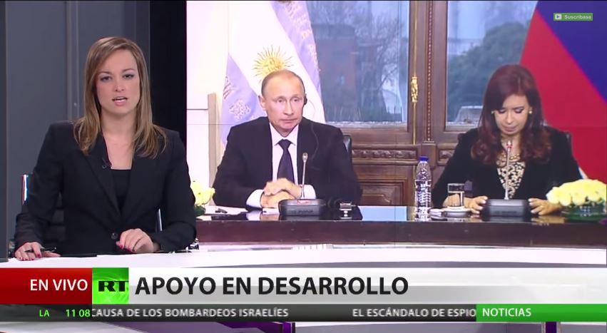 RT en español Argentina