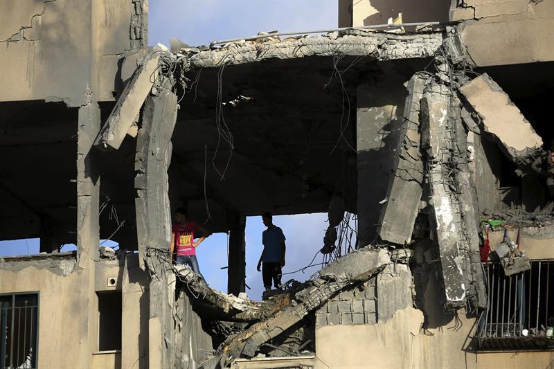 gaza 15 de julio