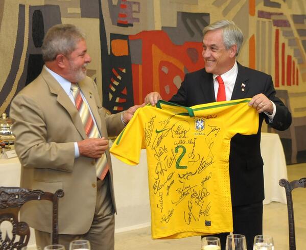 piñera yeta brasil