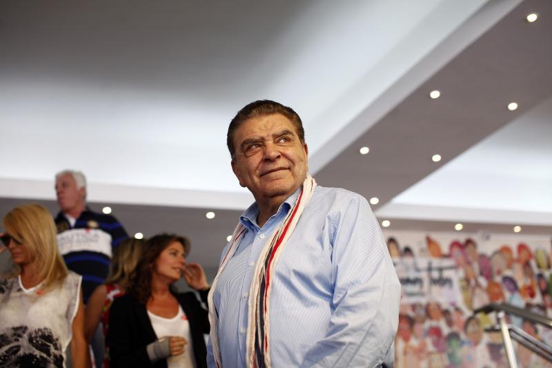 Animadores de la Televisión Chilena se reunieron a pocas horas del inicio de la Teletón.