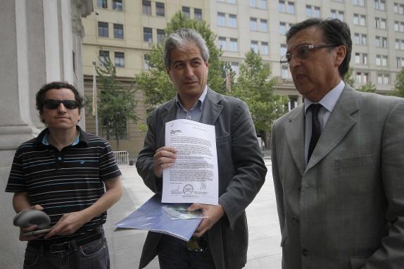 Profesores de Lebu entregan carta dirigida al Ministro del Interior