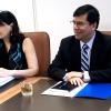 Reunión entre el Gobierno e integrantes de la Nueva Mayoria para tratar sobre reforma laboral