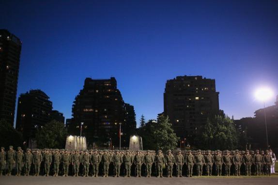 Cambio de mando en Ejército