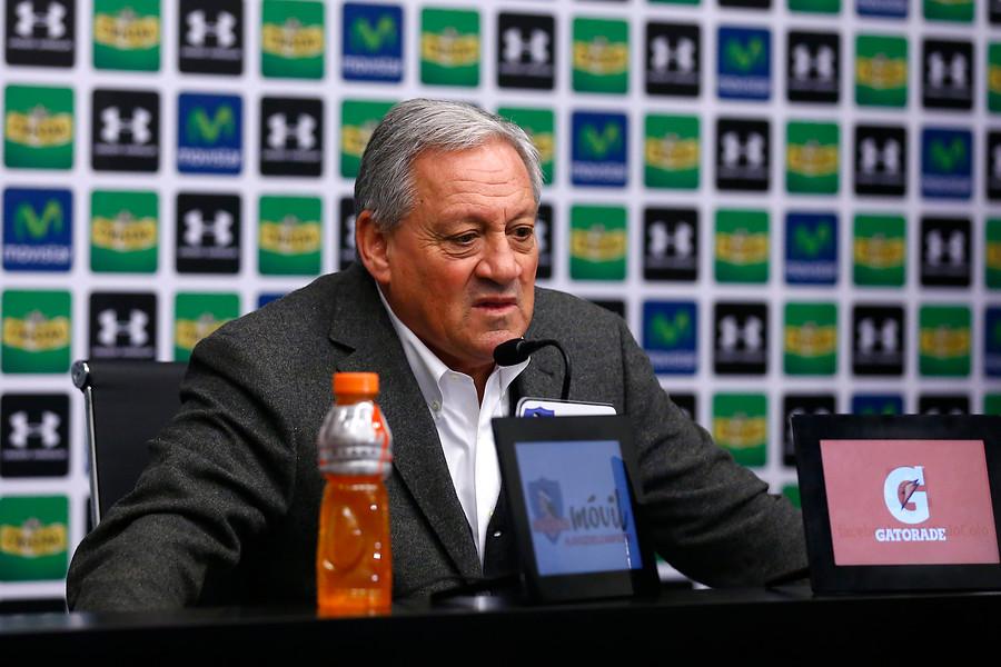 """Arturo Salah: """"No le deseo mal a nadie, pero Sergio Jadue debe pagar sus culpas"""""""