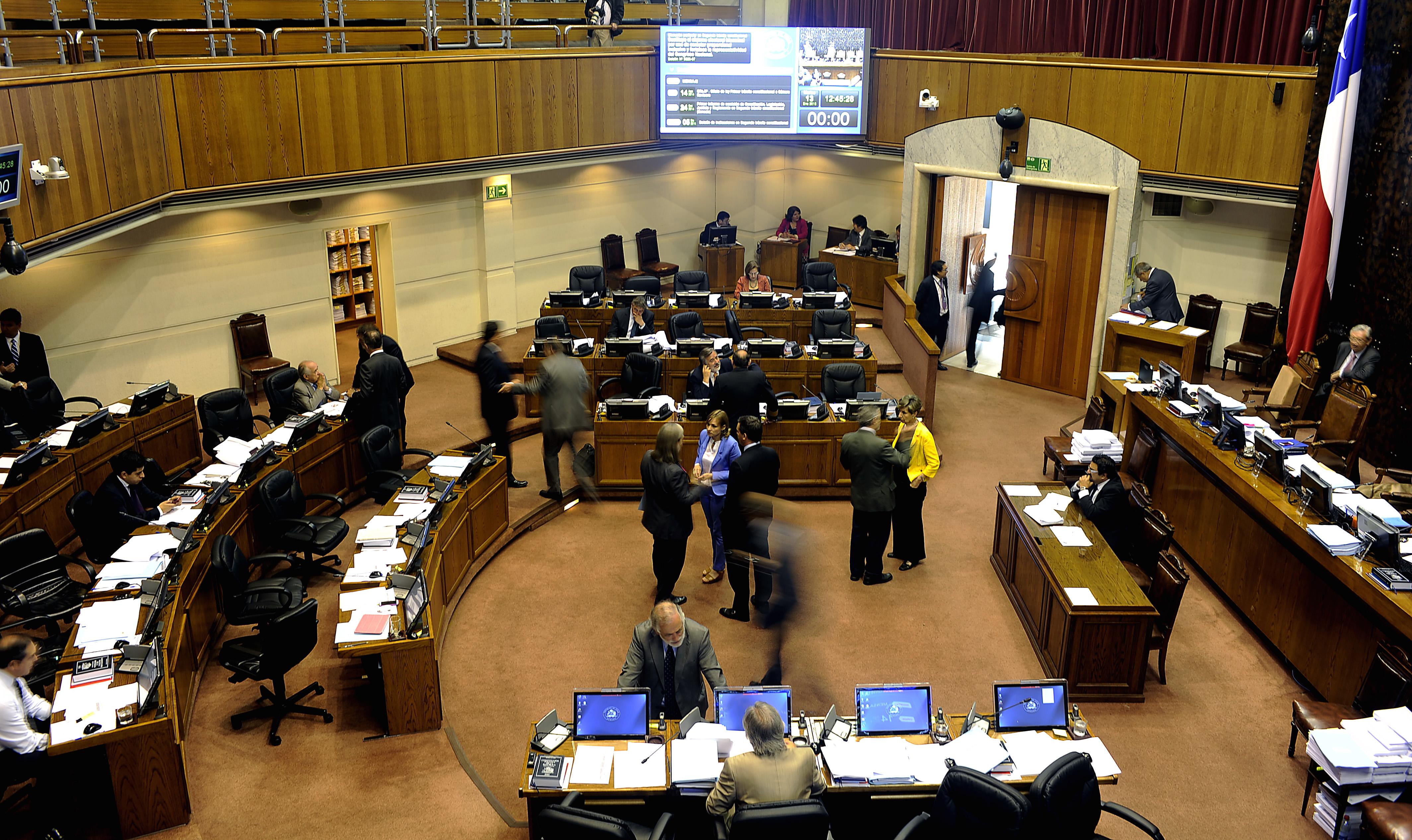 Senadores on tour: los parlamentarios con más viáticos por viajes