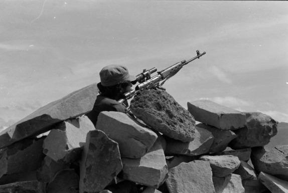 «ERP combatants Perquín 1990 39» de Linda Hess Miller