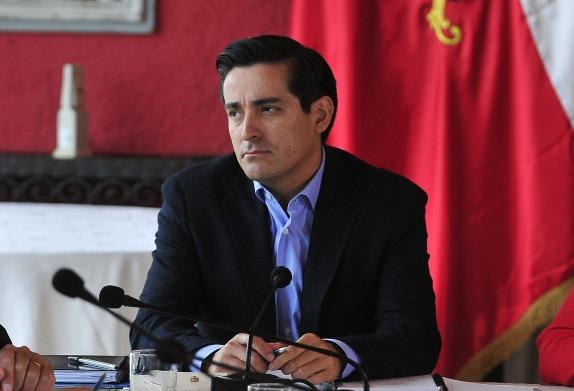 Gabinete Ministerial en Palacio Presidencial de Cerro Castillo