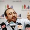 Fuad Chahín realiza conferencia de prensa
