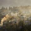 Altos indices de contaminacion en Temuco