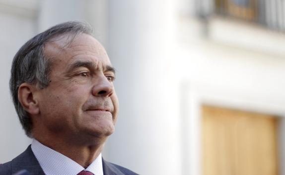 Comite Politico de los lunes en La Moneda