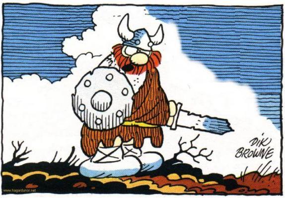 Olafo el Vikingo