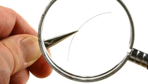 una nueva detección para los forenses las proteínas del pelo