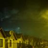 Contaminacion en Temuco durante el día del medio ambiente