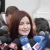 Ex jefa de gabinete de Sebastian Davalos emite declaraciones