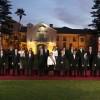 Fotografía Oficial de la presidenta junto a sus Ministros