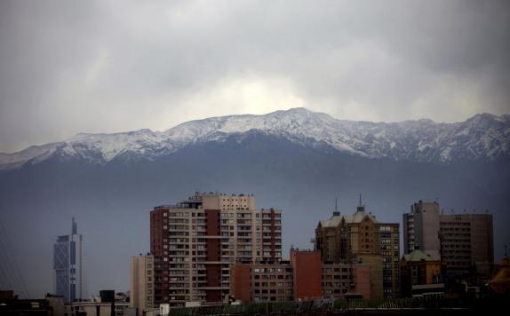 Cordillera nevada