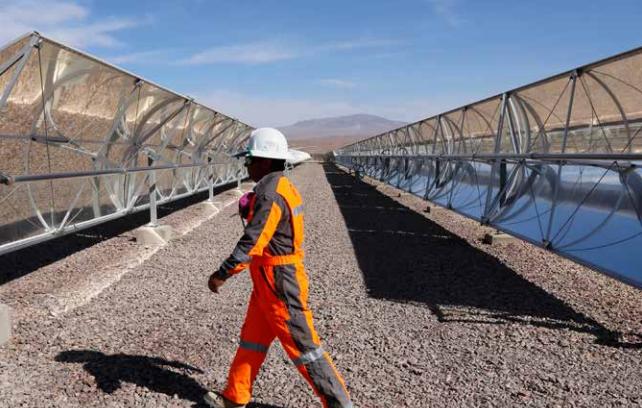 """""""El principal grupo minero privado del país publicó su Reporte de Sustentabilidad 2014: Otro año con cero incidentes con impacto ambiental"""""""