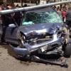 auto chocado