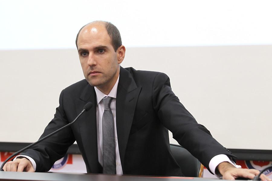 Sergio Jadue le puso segundo piso a su casa con dineros de la ANFP