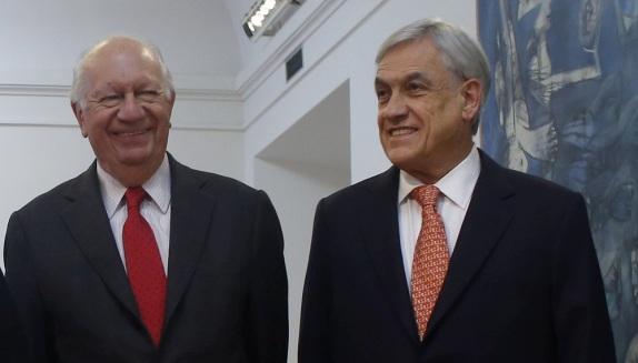 Presidenta de la Republica se reunio con ex Presidentes para abordar proceso constitucional