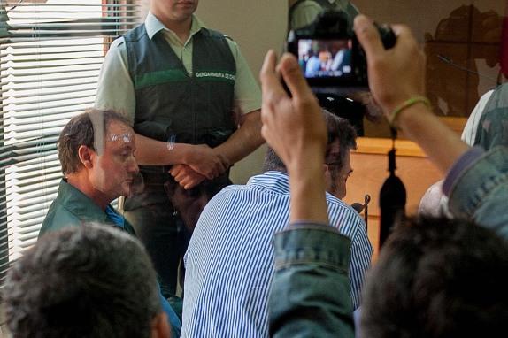 PUERTO VARAS:Control detención Jaime Anguita