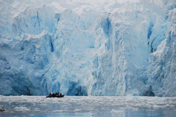 Glaciar Unión