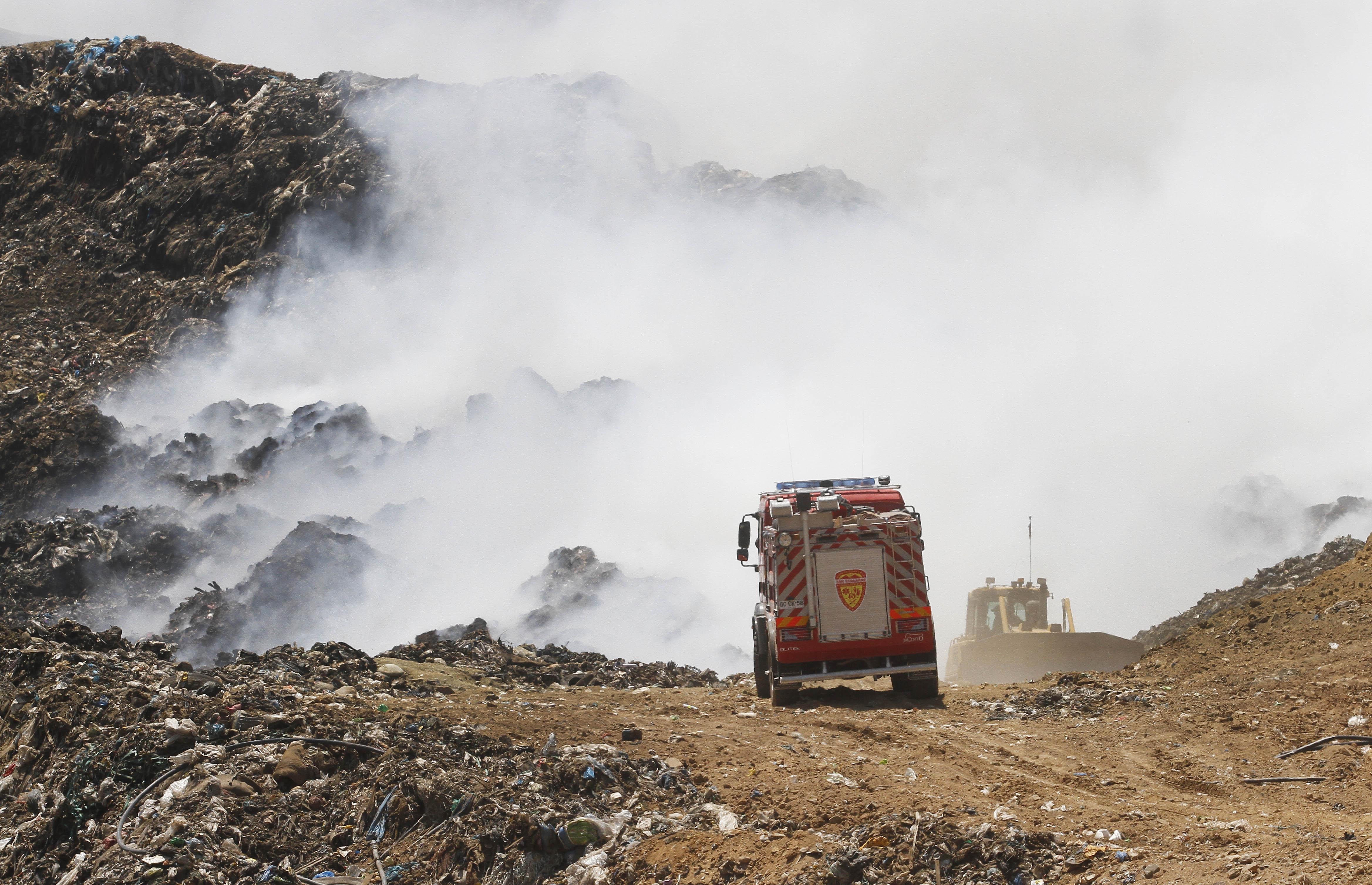 A un año del incendio: fijan nueva clausura temporal parcial del relleno Santa Marta