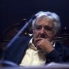 Presidente Jose Mujica se reunio en ex Congreso