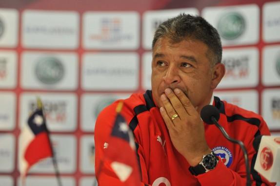 FOTOS DE ARCHIVO/Claudio Borghi deja  la selección chilena