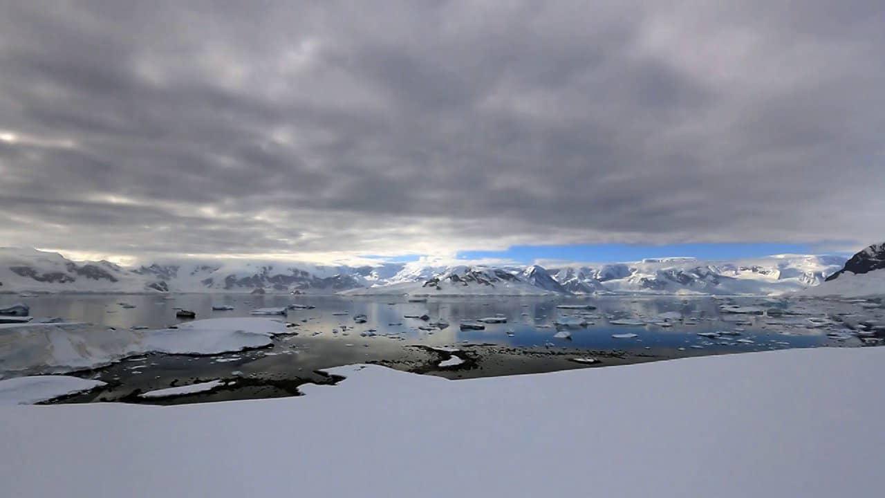 Antártica chilena tendrá la primera plataforma que mide el cambio climático