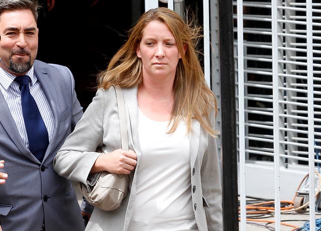 Formalización por estafa contra Natalia Compagnon es postergada una semana