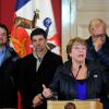 Bachelet parka