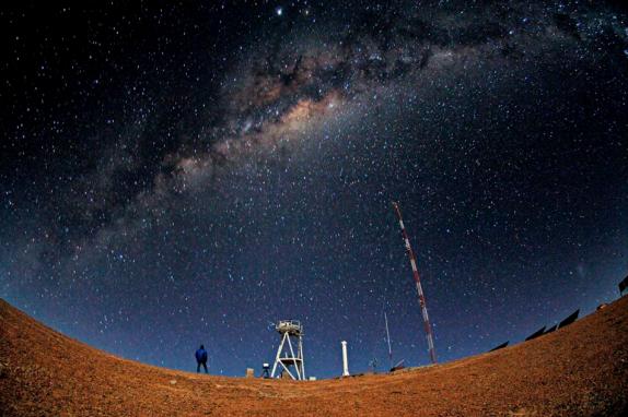 Astrónomos detectaron rara señal proveniente de estrella a 95 años luz | Sociedad