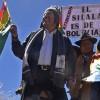 Evo Morales Silala